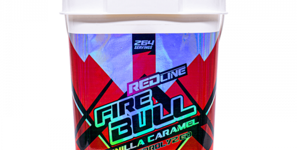 Red Line Proteina Fire Bull 22 Lbs ENVIO GRATIS!