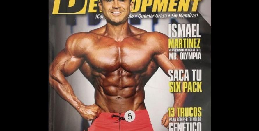 Revista Muscular Development #38