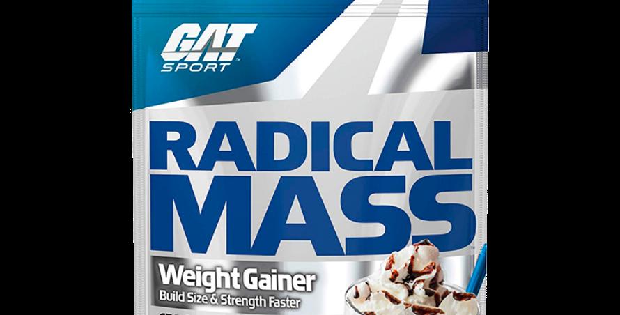 Gat Radical Mass 12 Lb Bag