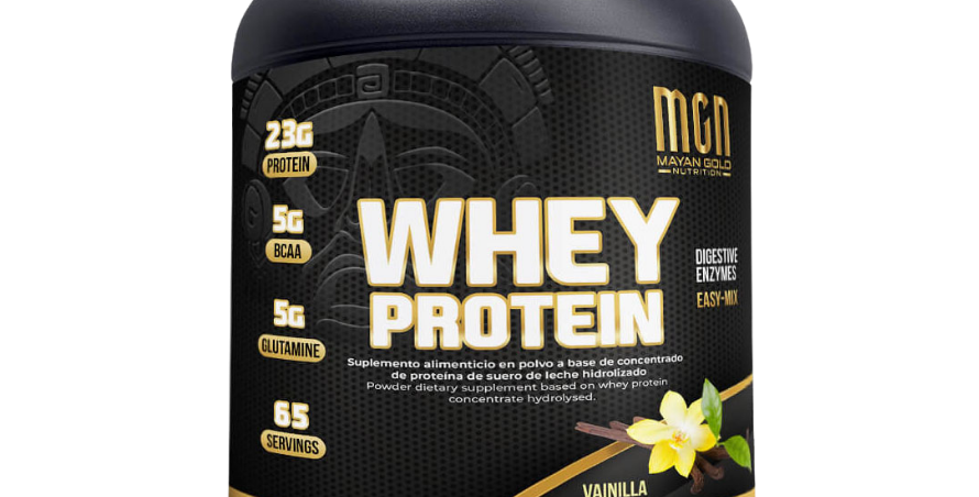 Mayan Gold N Whey Protein 5 Lbs