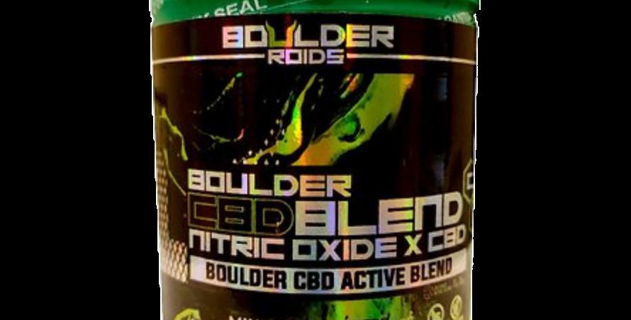 Boulder Roids Cbd Blend Nitric Oxide X Cbd 300grs