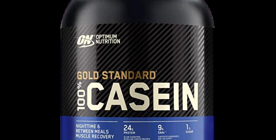 On 100% Casein Protein 4 Lb