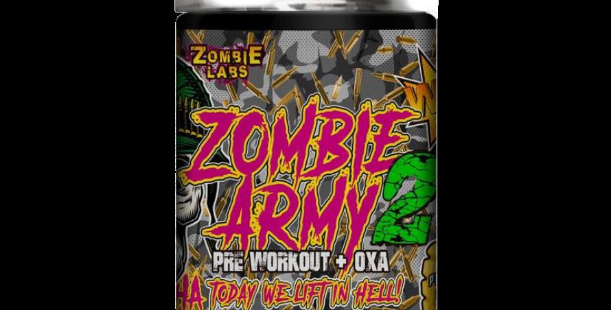 Zombie Army 2  300grs PRE+Oxa