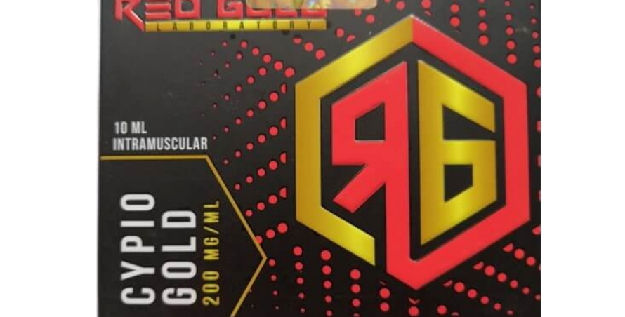 Red Gold Cypio Gold 10ml- Intramuscular