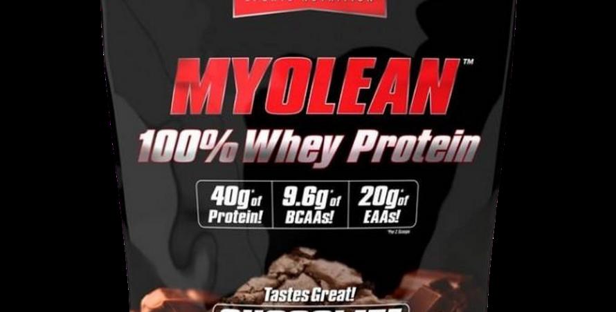 Myo Myolean 100%Whey Protein 5 Lbs