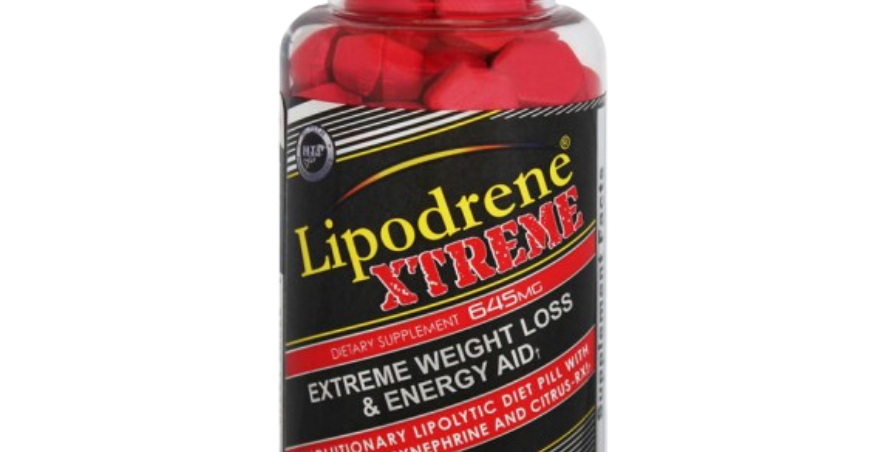 Htp Lipodrene Xtreme C/90 Tabs