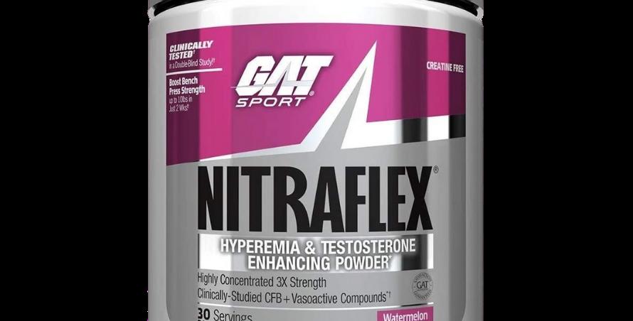 Gat Nitraflex 300 Grs