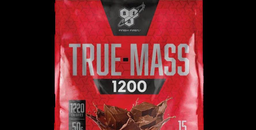 Bsn True Mass 1200 10 Lbs Chocolate Envio Gratis