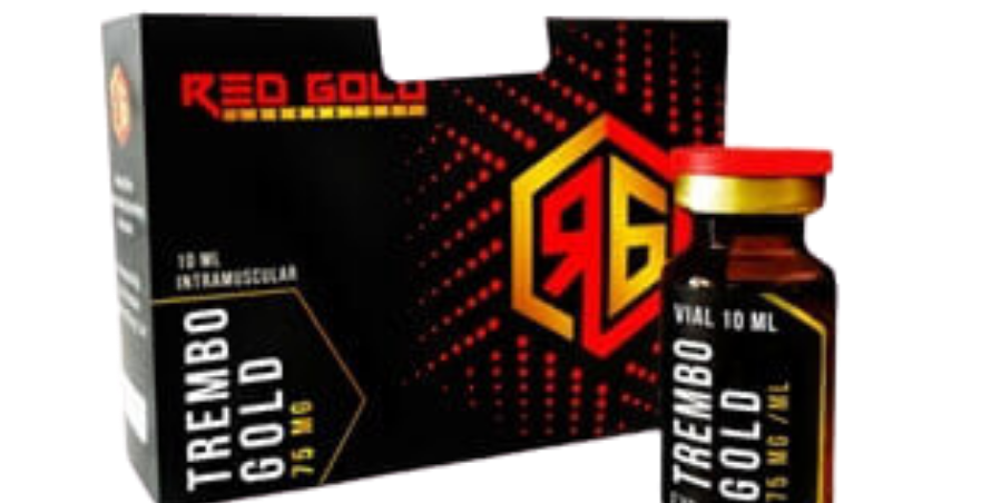 Red Gold Trembolona 75mg/10ml