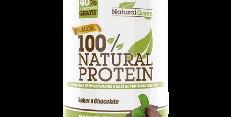 Bhp Ng 100% Premium Natural Protein 2 Lb