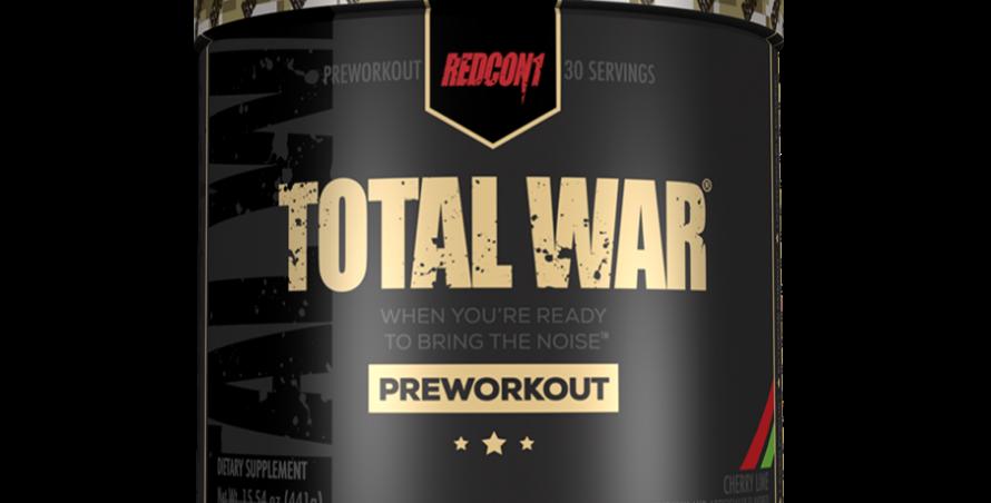 Redcon1 Total War Pre-Work 30 Serv