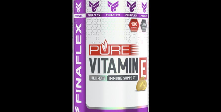 Fina Pure Vitamin E 100ct Softgels