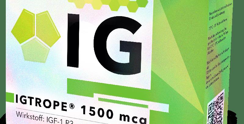German Igtrope 1500 Mcg