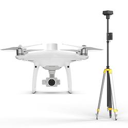 fotogrammetria drone phantom 4 rtk