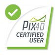 operatore pix4d certificato esame