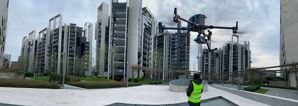 corso di fotogrammetria rilievi mappaturecon drone aprflytech