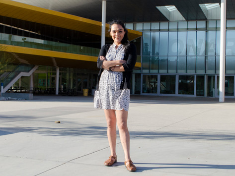 Valley College alumna Angelica Dueñas launches campaign for California's 29th District