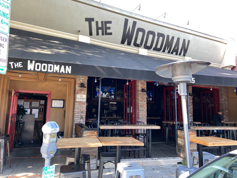 Brief: Drive-by shooting at The Woodman
