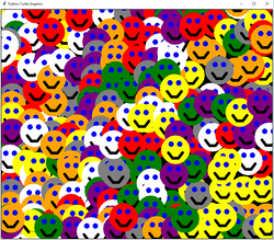 Smiley city - Created by our Kids