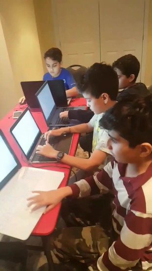Coding Class for teenagers