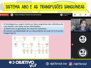 Sistema ABO e as transfusões.