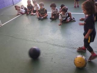 Educação Física: Infantil 1