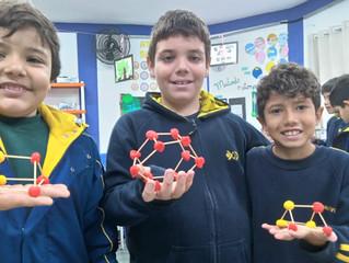 Aprendendo geometria na prática!