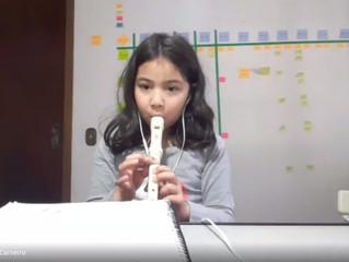 Flauta doce e prática de repertório
