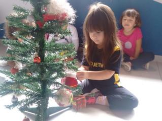 Árvore de Natal do Maternal