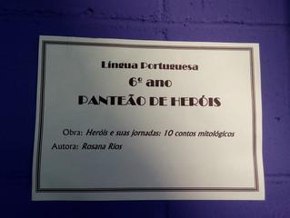 Panteão de Heróis!