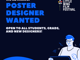 Poster Designer - We're Hiring!