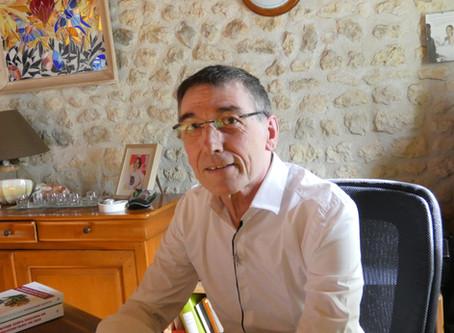 Interview de Michel Dubray, nutrithérapeute