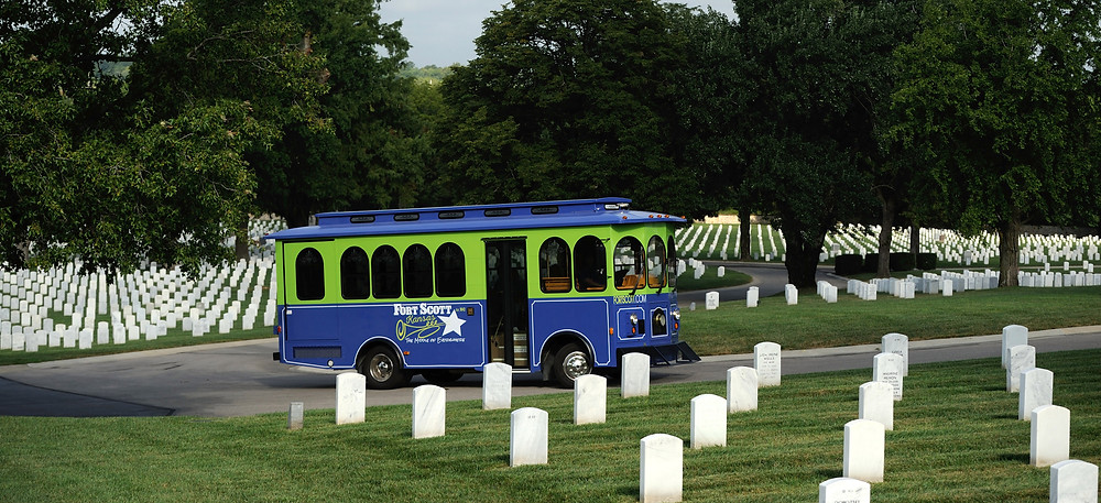 The Fort Scott KS Trolley Tour