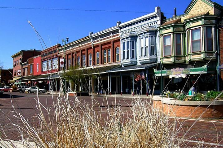 Downtown Fort Scott KS