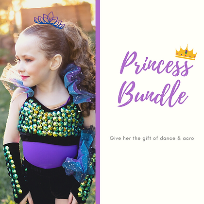 Princess Dance & Acro Gift Package