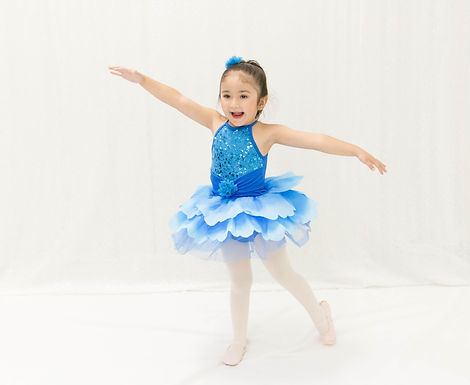 Royalty in Training Ballet & Tap (ages 3-4)