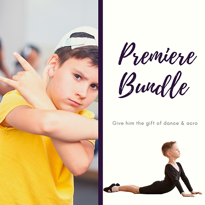 Boys Premiere Gift Bundle (7+yrs)