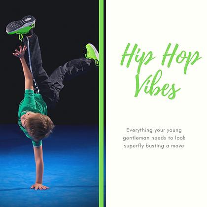 Gentlemen's Hip Hop Vibes Gift Bundle