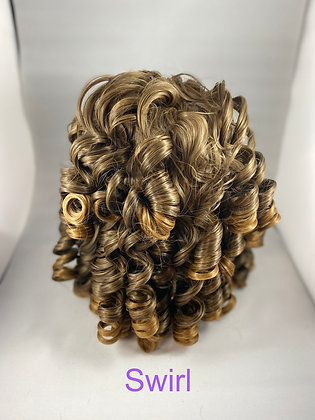Hairpiece (Performance Only)
