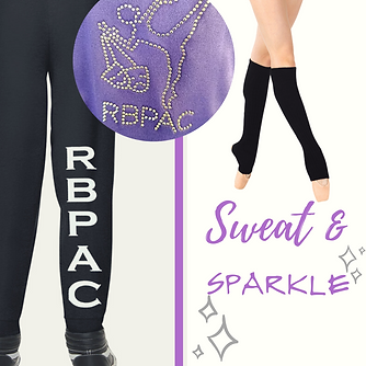 Sweat & SPARKLE  Warmup Bundles
