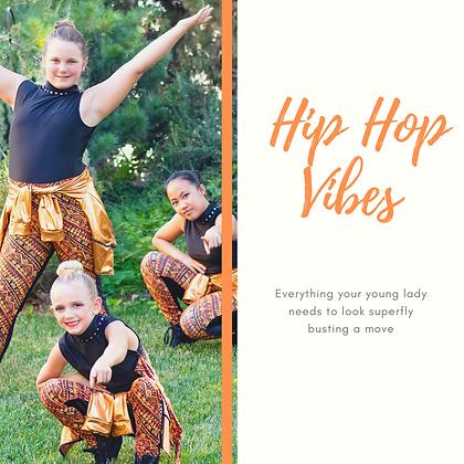 Ladies Hip-Hop Vibes Bundle