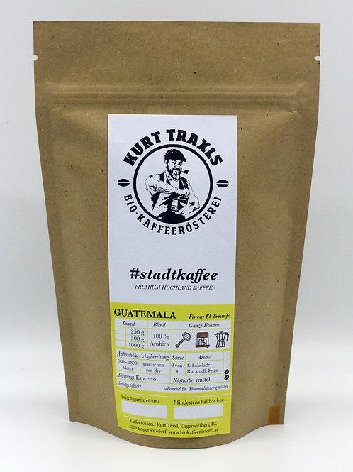 Stadtkaffee / Guatemala