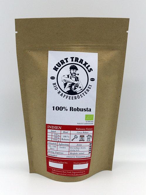 BIO Robusta / Indien - 1 kg