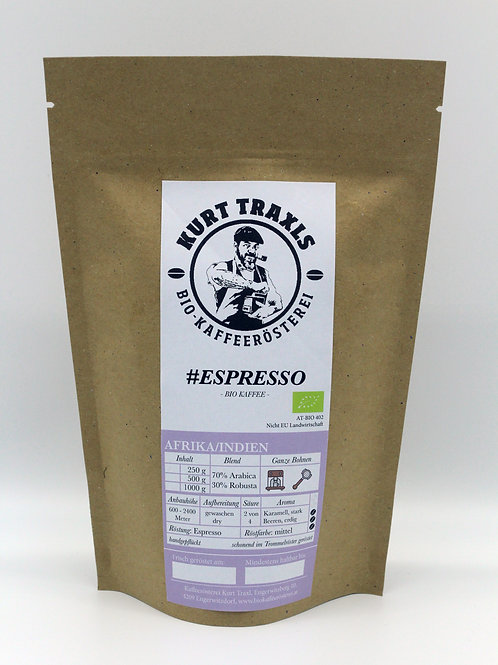BIO Espresso / Masterblend - 500 g