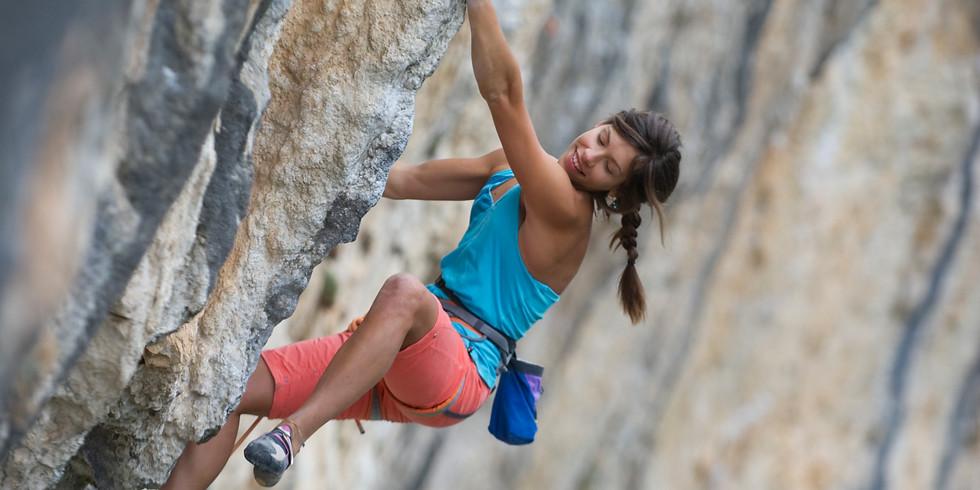Womxn Rock: 'Gym To Crag' Outdoor Climbing Clinic