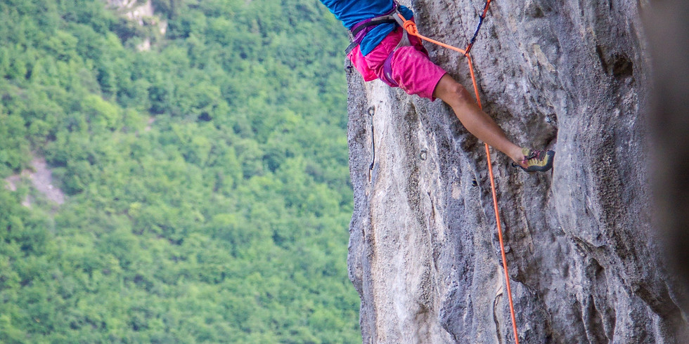 She Sends: Intro To Leading Outdoors