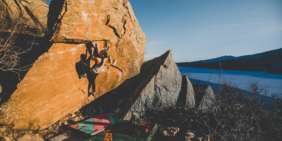 Womxn Rock: Outdoor Bouldering