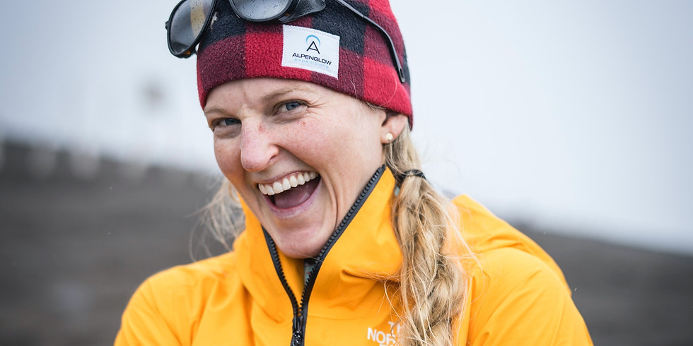 She Sends - Speaker Series -Emily Harrington & The Pursuit of El Cap in a Day