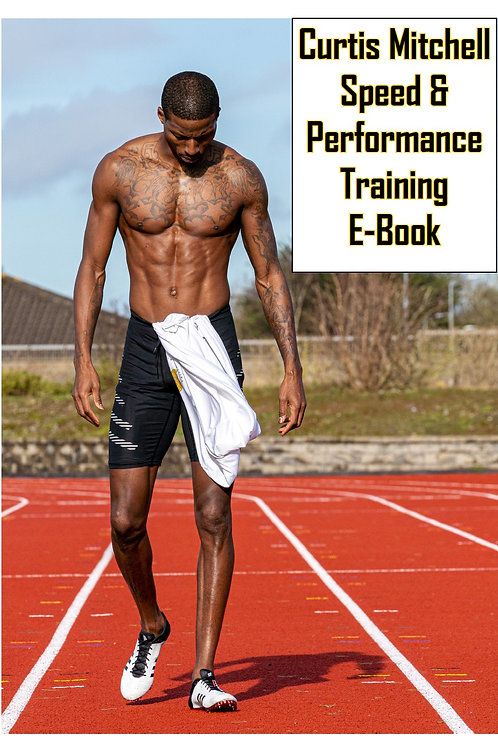Curtis Mitchell Speed Training Ebook
