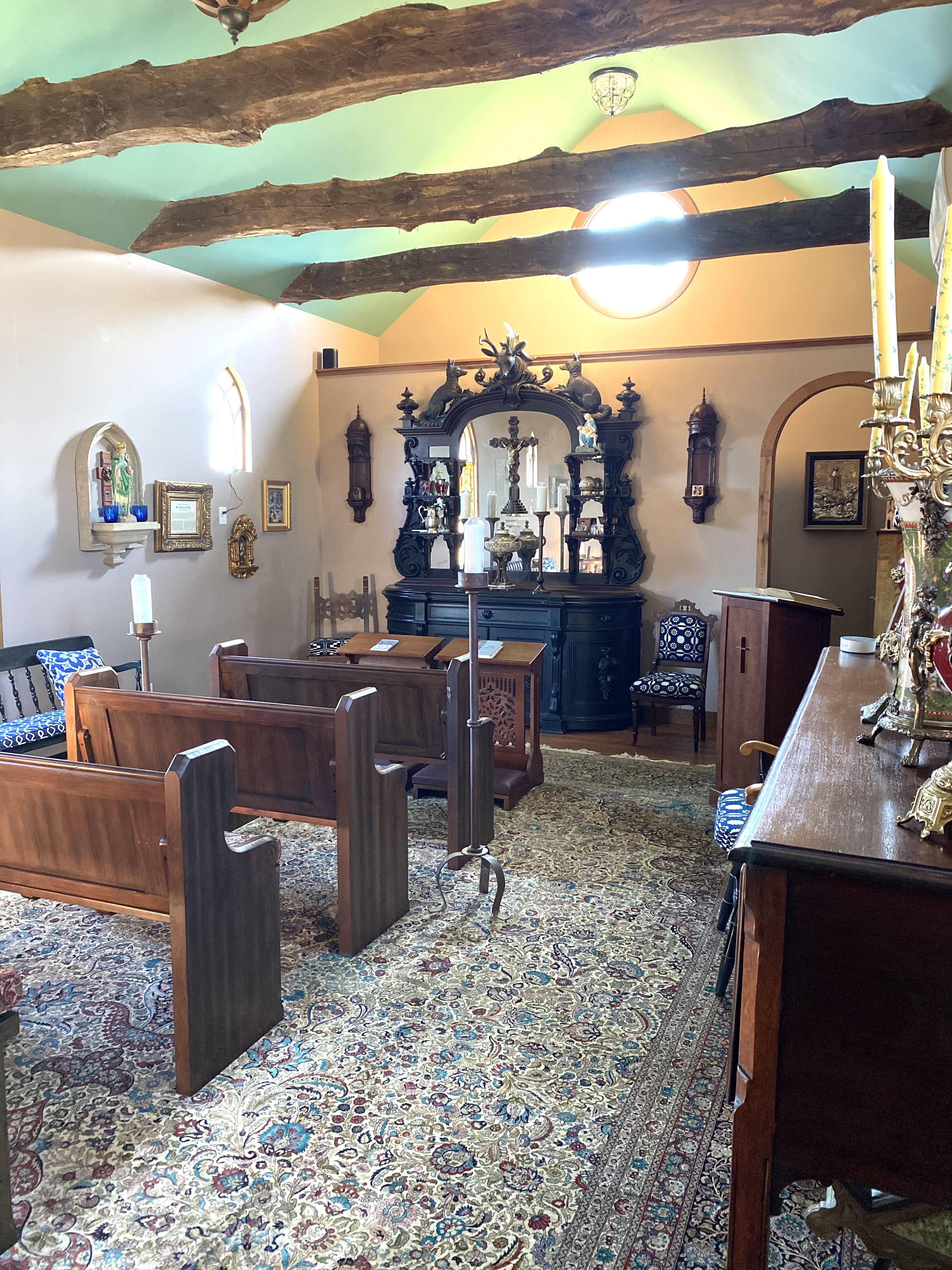 Chapel Rental